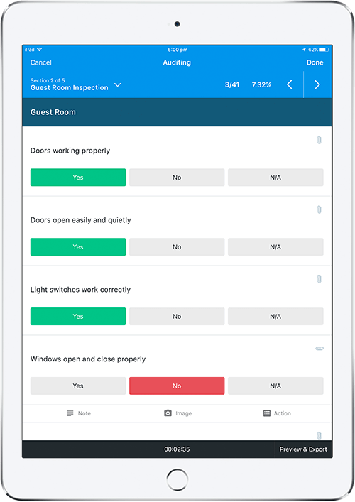 iAuditor | Easy Safety Inspection Checklist App