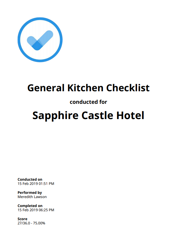 Kitchen Operation Checklists: Top 6 [Free Download]