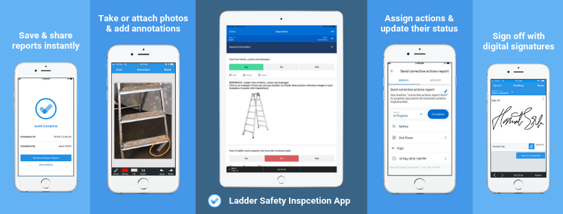 Ladder Inspection Checklist: Top 6 [Free Download]
